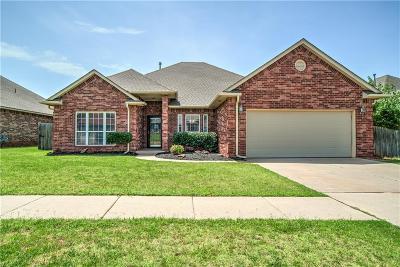 Edmond Single Family Home For Sale: 16805 La Paloma Lane