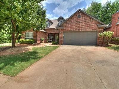 Edmond Single Family Home For Sale: 1812 Chelsea Drive