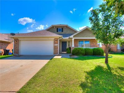 Edmond Single Family Home For Sale: 18213 Piedra