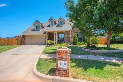 Edmond Single Family Home For Sale: 2700 NW 168th Street