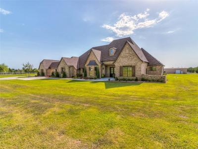 Arcadia, Bethany, Del City, Edmond, Forest Park, Midwest City, Moore, Norman, Oklahoma City, Piedmont, Warr Acres, Yukon Single Family Home For Sale: 5757 N Bryant