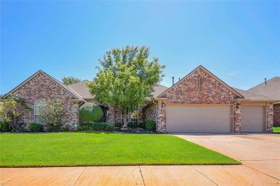 Edmond Single Family Home For Sale: 1208 NW 195th Street