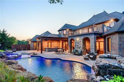 Single Family Home For Sale: 9208 Lake Way Run