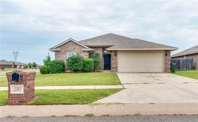 Edmond Single Family Home For Sale: 2281 Blue Jay Drive