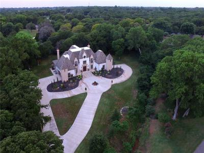 Edmond OK Single Family Home For Sale: $1,075,000