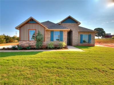Edmond Single Family Home For Sale: 12050 Memory Lane