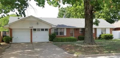 Oklahoma City OK Single Family Home For Sale: $149,900