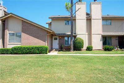 Oklahoma City OK Condo/Townhouse For Sale: $124,900