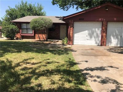 Single Family Home For Sale: 8537 S Drexel Avenue