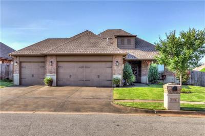 Oklahoma City OK Single Family Home For Sale: $265,000