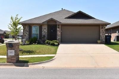 Edmond Single Family Home For Sale: 3053 NW 182nd Terrace
