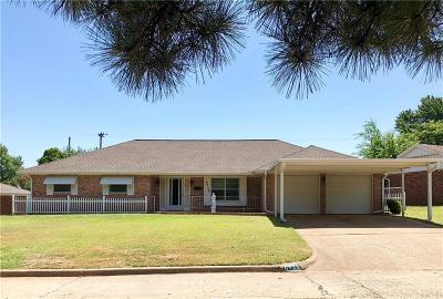 Oklahoma City OK Single Family Home For Sale: $179,000