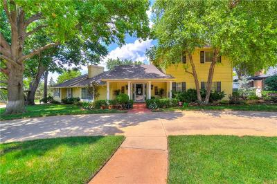 Oklahoma City Single Family Home For Sale: 3225 Rolling Stone Road