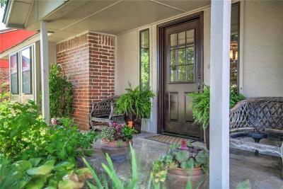 Oklahoma City OK Single Family Home For Sale: $154,000
