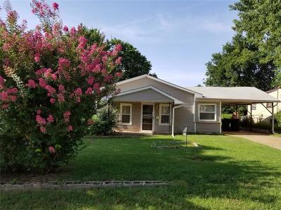 Oklahoma City OK Single Family Home For Sale: $27,500