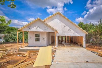 Guthrie Single Family Home For Sale: 9548 Prairie Dog Drive