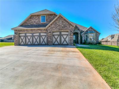 Mustang Single Family Home For Sale: 2316 West Mickey Drive