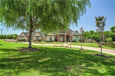 Edmond Single Family Home For Sale: 2308 Oakcrest Drive
