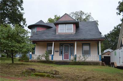 Guthrie Single Family Home For Sale: 623 E Warner Avenue