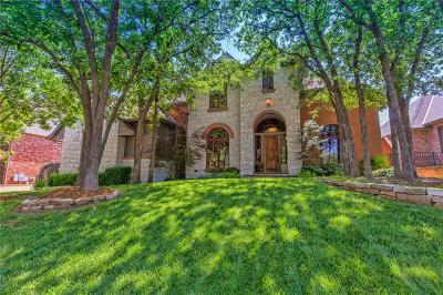 Edmond Single Family Home For Sale: 809 Crystal Creek