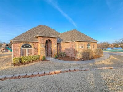 Edmond Single Family Home For Sale: 2099 Deer Haven Court