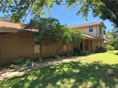Del City Single Family Home For Sale: 3808 Vickie Drive