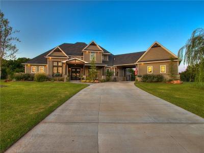Edmond Single Family Home For Sale: 6817 Cave Creek Point