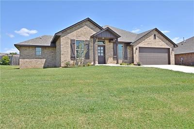 Guthrie Single Family Home For Sale: 327 Wagon Trail