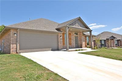 Guthrie Single Family Home For Sale: 405 Wagon Trail