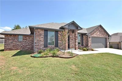 Guthrie Single Family Home For Sale: 413 Wagon Trail