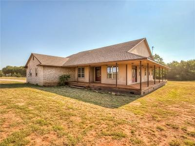 Guthrie Single Family Home For Sale: 9050 Charis Road