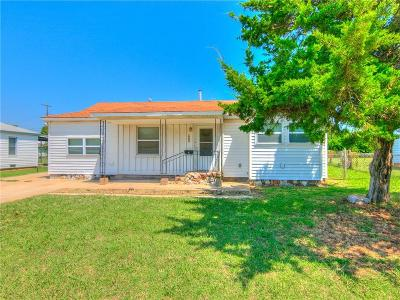 Del City Single Family Home For Sale: 4425 SE 40th Street