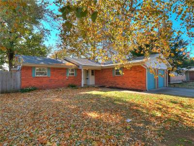 Norman Single Family Home For Sale: 1610 Cherry Stone St