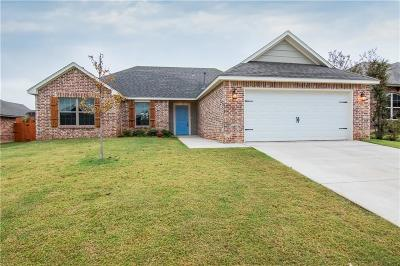 Moore Single Family Home For Sale: 713 S Patterson Drive