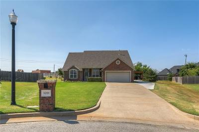 Piedmont Single Family Home For Sale: 3201 Topaz Meadows Ct
