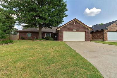 Midwest City Single Family Home For Sale: 1820 Goldenrod