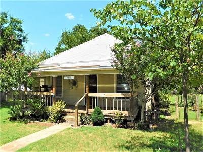 Guthrie Single Family Home For Sale: 1912 E Rutgers Avenue