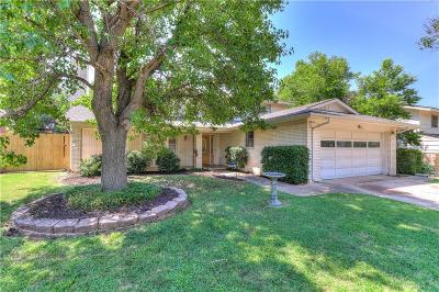 Bethany Single Family Home For Sale: 8008 NW 27 Street