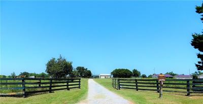 Guthrie Single Family Home For Sale: 5848 E Prairie Grove