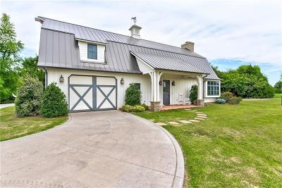 Edmond Single Family Home For Sale: 3110 W Waterloo Rd