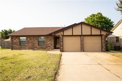 Yukon Single Family Home For Sale: 967 Squire Mansion