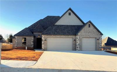 Edmond Single Family Home For Sale: 4200 Carmina Drive