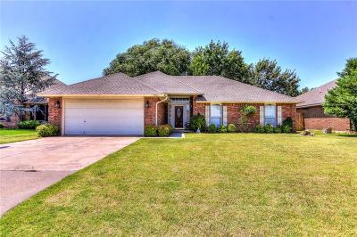 Del City Single Family Home For Sale: 4821 Del Aire Drive