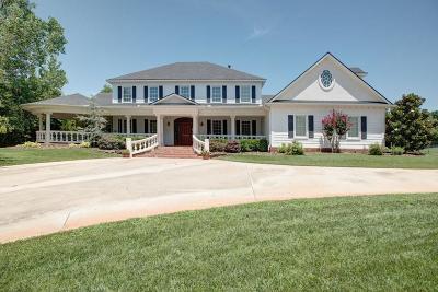Edmond Single Family Home For Sale: 10800 Pond Meadow Drive