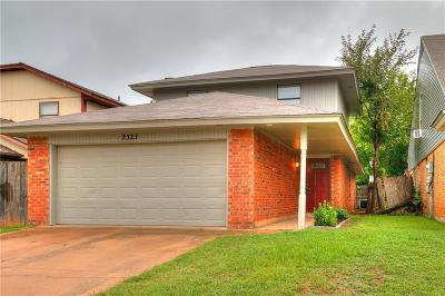 Moore OK Single Family Home Pending: $129,900