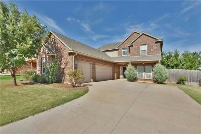 Edmond Single Family Home For Sale: 15508 Blue Jay Drive