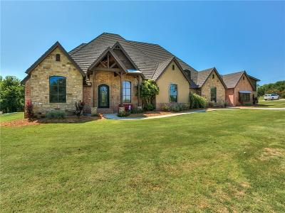 Single Family Home For Sale: 3117 N Indian Meridian