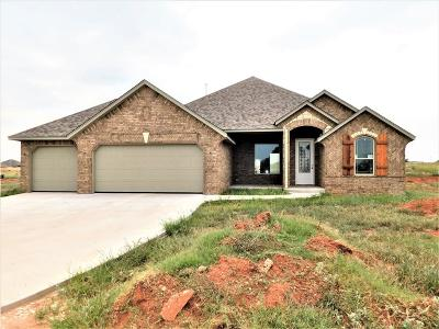 Moore Single Family Home For Sale: 3525 Lakeside Drive