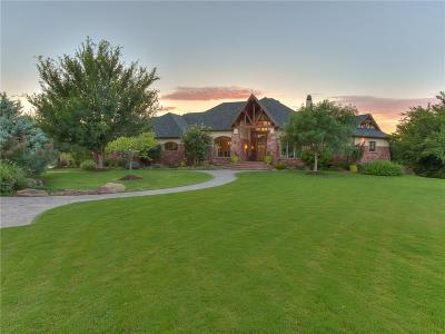 Oklahoma City Single Family Home For Sale: 9401 Morning View