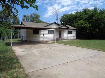 Del City Single Family Home For Sale: 4111 SE 12th Street